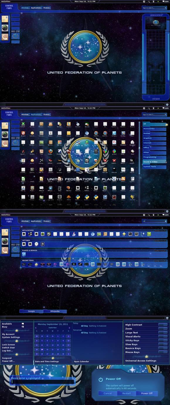 Star Trek Blue by samriggs on DeviantArt