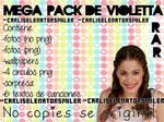 Mega Pack De Violetta