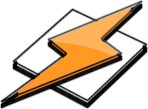 Simple 3D Winamp Icon by RaiderXXX