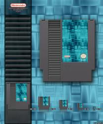 NES Rom Icons