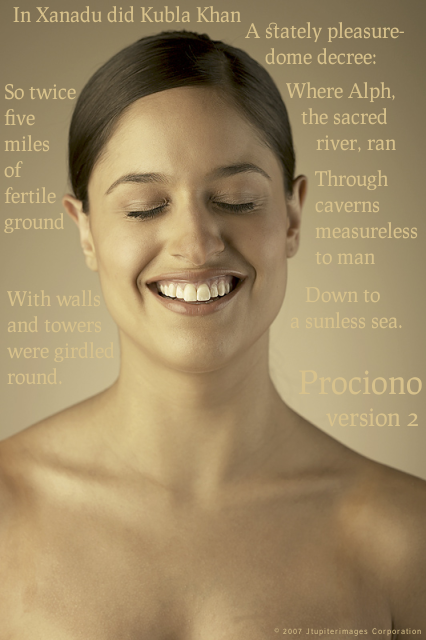 Prociono, version 2.1.1 by chemoelectric