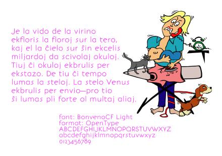 BonvenoCF-Light by chemoelectric