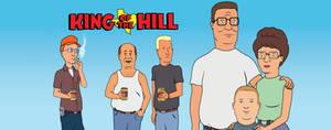 Hank Hill Hosts One Saturday Morning
