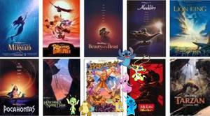 Stitch and Experiments Disney Renaissance Man