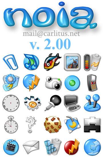 Noia for WindowsXP 2.01 by carlitus