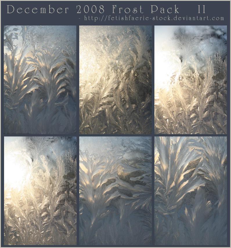December 2008 - Frost Pack II by fetishfaerie-stock