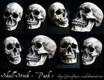 Skull Stock Pack 1