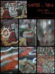 Graffiti and Bricks Stock Pack