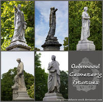 Oakwood Statues