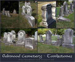 Oakwood Tombstones