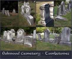 Oakwood Tombstones