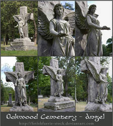 Oakwood Angel Statue