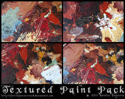 Textured Paint Pack
