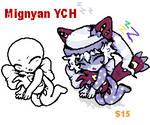 Sleepy Mignyan YCH (Open)