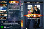 Doctor Who Staffel 1 Cover
