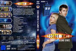 Doctor Who Staffel 2 Cover