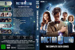 Doctor Who Staffel 6 Cover