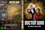 Doctor Who Staffel 8 Cover
