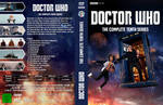 Doctor Who Staffel 10 Cover