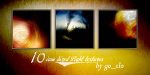 10 Grunge light textures