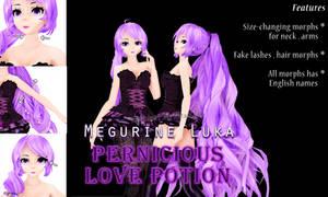 .:DL:. Megurine Luka ~ Pernicious Love Potion