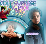 Cole Sprouse Png Pack .