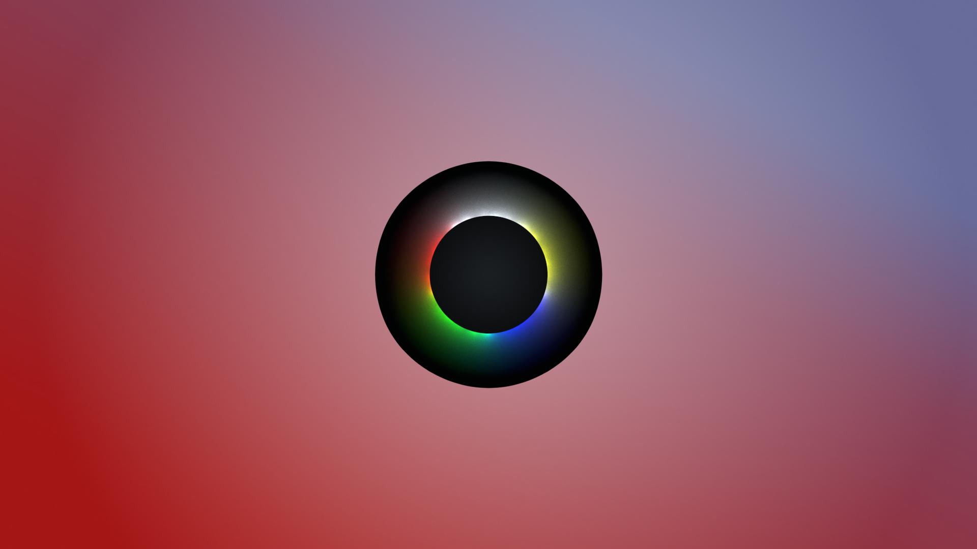Glowing Progress by 16777216