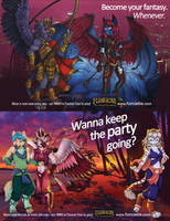 Furcadia Flyer Feb 2015 by james-talon