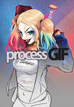 Process files: Suicide Squad Harley Quinn