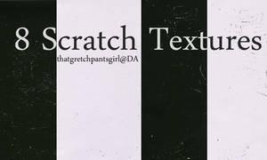 8 Scratch Textures