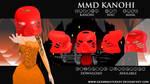 [MMD] Kanohi Hau Mask [DL AVAILABLE]
