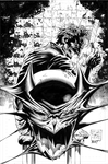 Batman 17 Alt Cover, Death of the Family