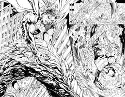 Action Comics 21 pgs2and3