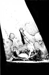 Wonder Woman  #39 Cover