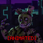 I Think I Saw Something...[ANIMATED]