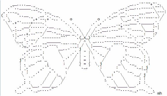 Flutterby by diamondie