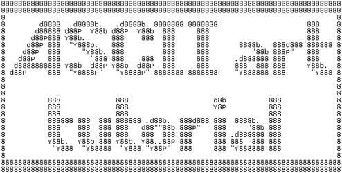 ASCII art tutorial 1.0 by diamondie