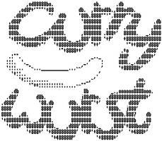 Currywurst ASCII