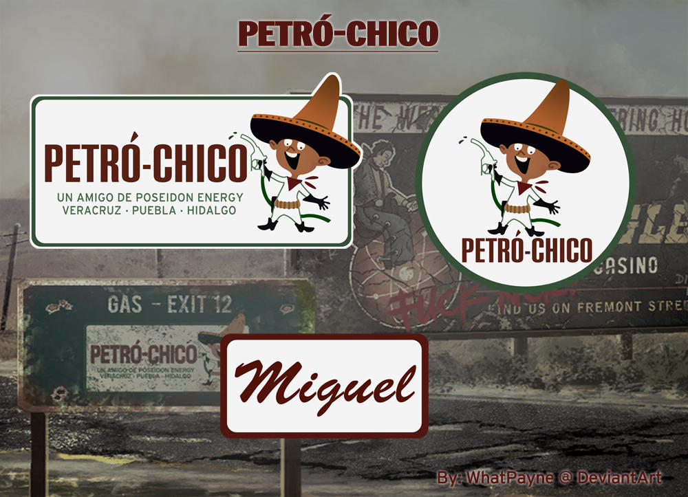 Petro-Chico Commission by Whatpayne