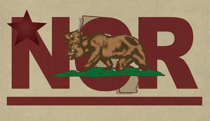 Fallout 2 NCR Flag