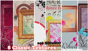 6 Classic Textures