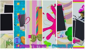 6 Spring Textures