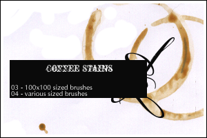 Coffee Stains by freezetag