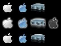 Apple Orb Pack 1 by leepat0302
