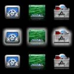 Apple Orb Pack 3 by leepat0302