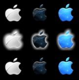 Apple Orbs Pack 2 by leepat0302