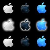 Apple Orbs Pack 2 by leepat0302