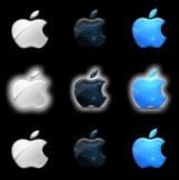 Apple Start Orbs Pack for Windows 7