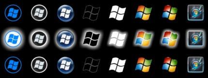 Windows Orb Pack 2 by leepat0302