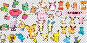Renders Pokemon Chibi